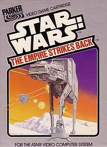 Empire Strikes Back, atari cover, ready player one video games, www.nerdatron.com
