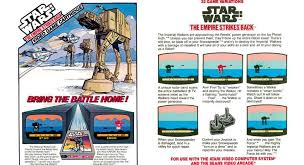 Empire Strikes Back, atari insert, ready player one video games, www.nerdatron.com