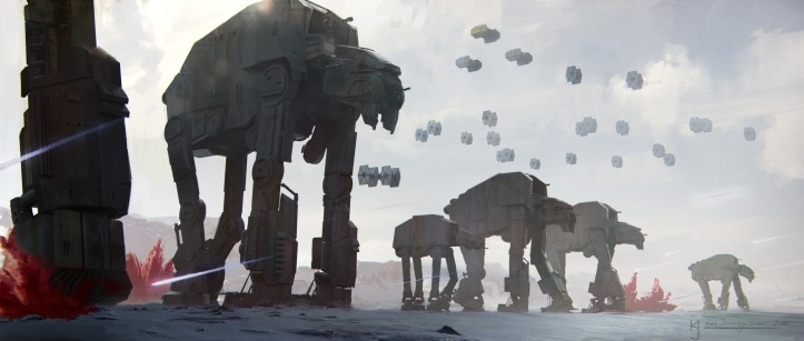 Gorilla walkers on Crait, www.nerdatron.com.jpg