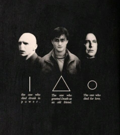 harry potter three brothers, fan theory theories, www.nerdatron.com, confirmed or not
