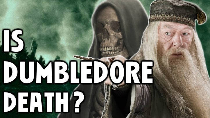 is dumbledore death, fan theory theories, www.nerdatron.com, confirmed or not