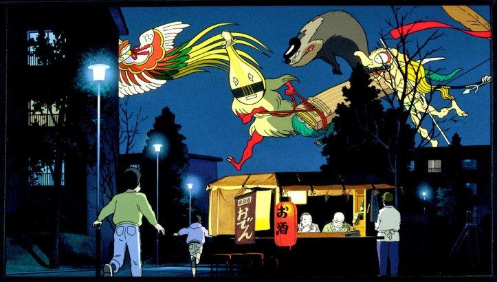 ranking Studio Ghibli films, www.nerdatron.com, Pom Poko
