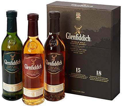 Whisky and Drinks of Sci-Fi, Comics, and Fantasy, www.nerdatron.com, Highlander Glenfiddich